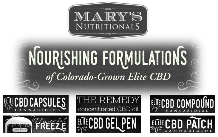 marys nutritionals logo